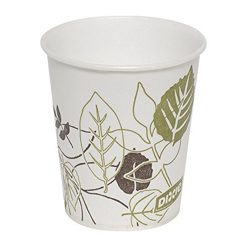 Disposable Cold Cup, White, Dixie, 58PATH 266932795