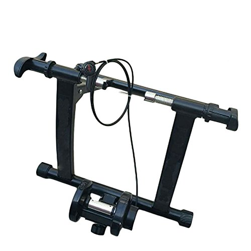TTLIFE Bicycle Trainer Stand Indoor Cycling Station Mountain Bike Indoor Trainer Stand Bicycle Parking Station Bike Trainer by TTLIFE