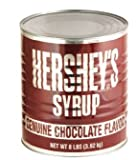 Chocolate Syrup -48Lbs