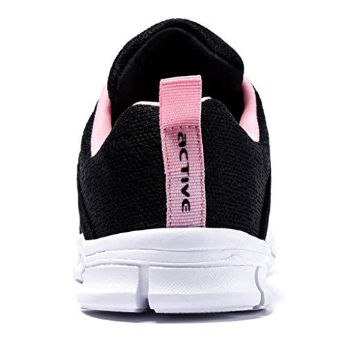 Étudiants Respirants Sport Fitness Sneakers Pour Mesh Dames Trail Running Casual Multisports Outdoor Randonnée Femmes Course Electri Rose Baskets Entraînement De Chaussures qx81xFH