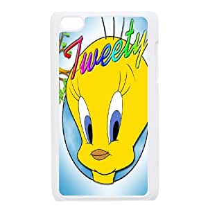 Cartoon Tweety Bird for Ipod Touch 4 Phone Case 8SS460528