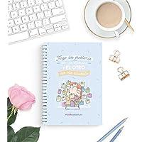 Missborderlike - Cuaderno A5 - Tengo dos problemas: uno de memoria y el otro no me acuerdo