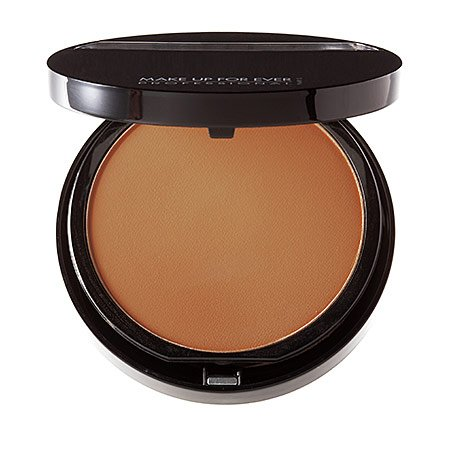 - MAKE UP FOR EVER Duo Mat Powder Foundation 218 - Chocolate 0.35 oz by CoCo-Shop