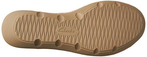 Clarks - Womens Clarene Grace Sandal Sand Nubuck 2CLVCGjMX