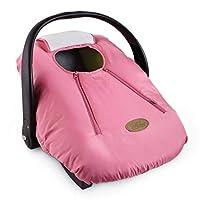 Cubierta acogedora - Cubierta de asiento de coche infantil (rosa)