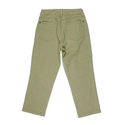 Annette Basic Crop Jeans Pebble Size 6