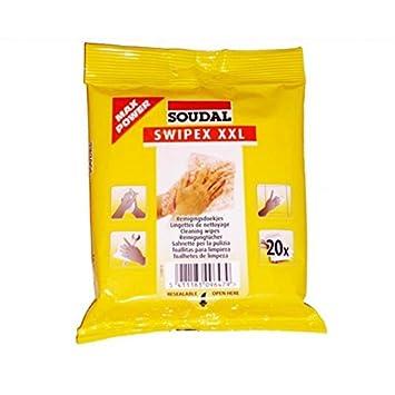 Soudal Swipex recambios toallitas paños de limpieza XXL