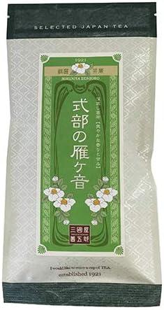 三國屋善五郎 式部の雁ヶ音 70g(平袋) お茶 日本茶 緑茶 煎茶 雁ヶ音 茶葉 リーフ