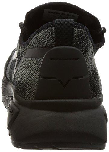 S Y01534 Kby Sneakers SKB Black Diesel Baskets Schwarz Homme InT5q1cWa