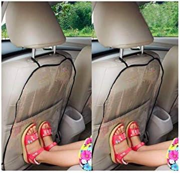2 Pièce Protection Housse Dossier Arrière Siège Auto Voiture Enfant Bébé#.