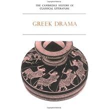 The Cambridge History of Classical Literature: Volume 1, Greek Literature, Part 2, Greek Drama