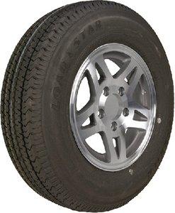 Loadstar Tires 32005JF st185/80r13 c/5h split spk alu