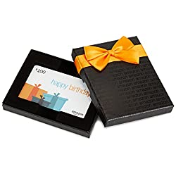 Gift Card in a Dot Box (Classic White Card Design) link image