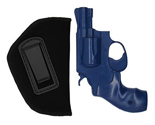 King Holster Concealed IWB Gun Holster fits Taurus Snub Nose Revolver | 38 Cal. Model 85/605 / 850/856 | 9mm Model 905 | M380