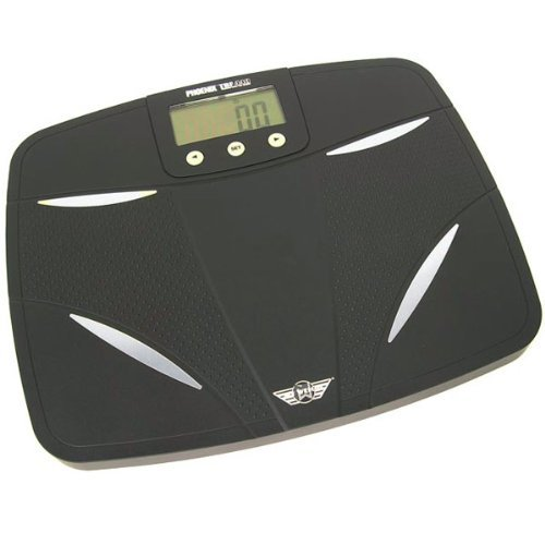 Talking Body Fat Scale and Monitor for the Visually Impaired by Maxi-Aids