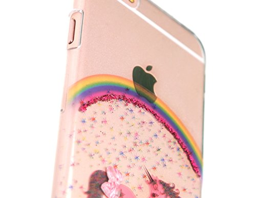 iPhone 6 6s Unicorn Rainbow Dust Case