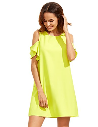 lime and yellow dresses - 1