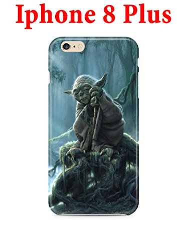 Star Wars design for Iphone 8 Plus 5.5in Hard Case Cover (sw105) ()