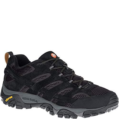 Merrell Men S Moab 2 Vent Hiking Shoe Black Night 10 M Us