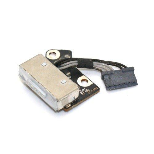 DNX Connecteur de Charge et d'alimentation Compatible pour PC Portable Apple MacBook Pro 820-3109-A MC975 2012 2013, avec câ ble, DC in Jack Power, Note-X avec câble