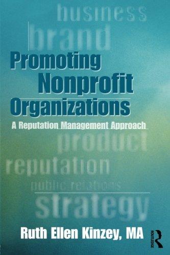 Promoting Nonprofit Organizations