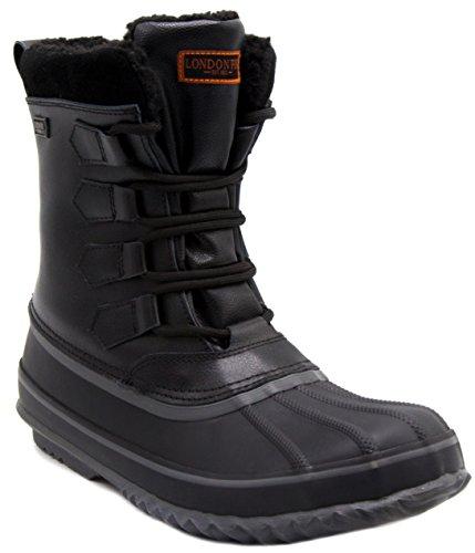 london fog rain boots - 5