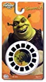 Shrek 2 3-D View Master reels pack of 3