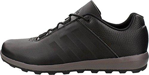 Adidas Heren Zappan Ii Wandelschoen Zwart / Graniet / Zwart