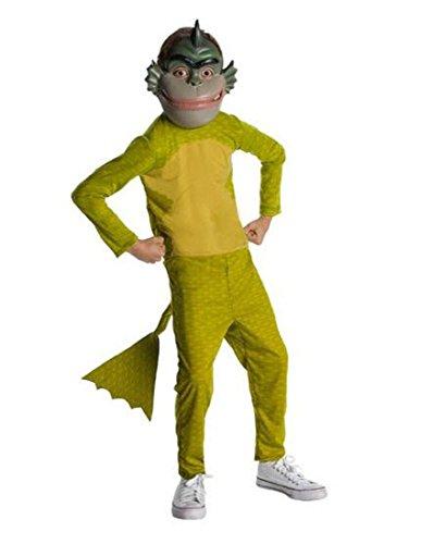 Monsters Vs. Aliens Child's Missing Link Costume, Child Small ()