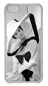 diy phone caseAudrey Hepburn transparent Case for ipod touch 4, ipod touch 4 Case PC transparent by vipcustomonlinediy phone case