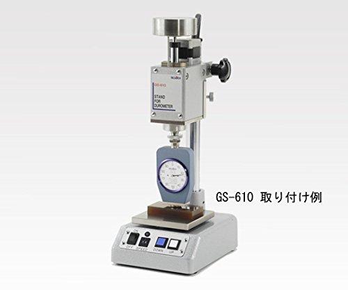 テクロック2-1672-12定圧荷重器モーター駆動式GS-610 B07BD2NM5N