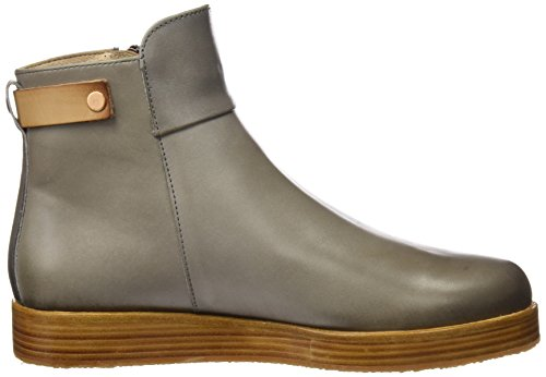 Restored Grey Vetiver Boots Baco Skin Neosens S063 Vetiver Women's Ankle wqEPa6f