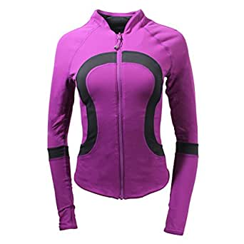Amazon.com: Lululemon Find Your Bliss Jacket (Reversible