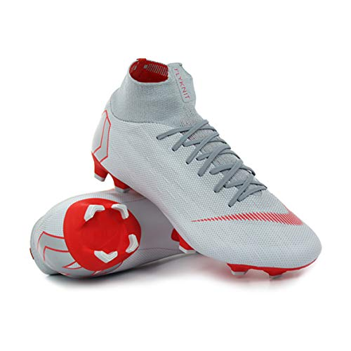 Lt Superfly Unisex 060 Crimson Nike Wolf de 6 Pro Adulto FG Zapatillas Deporte Pure Platinum Multicolor Grey 7xdRwBqF