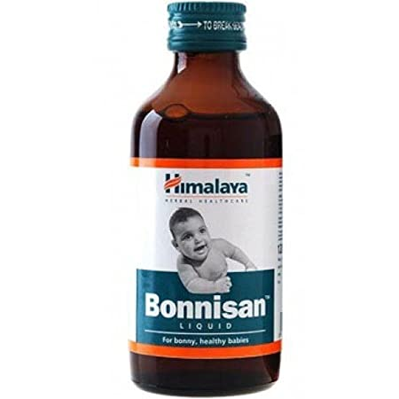 Buy Himalaya Bonnisan Liquid (200ml) Online at Low Prices in India -  Amazon.in