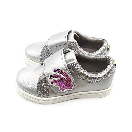 Nicole Miller New York Silver Glitter Designer
