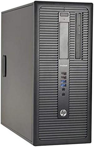 HP PC Tour ProDesk 600 G1 Intel i7-4790 RAM 32 GB Disco 250 GB Windows 10 WiFi (Reacondicionado)