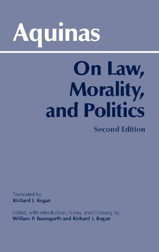 On Law, Morality, And Politics, Second Edition (Annotated) (Hackett Classics)