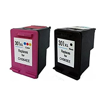 Italys Cartridge - Cartuchos HP 301BKXL y HP 301CXL compatibles ...