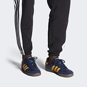 adidas Samba OG Shoes Men's, Blue, Size