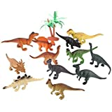 LilPals Jurassic Toy Bundle - Dinosaur Figurine Toys Review and Comparison