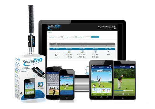 SwingTIP Golf Swing Analysis & Coaching System