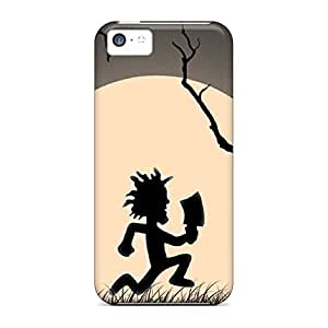 Bumper mobile phone covers Awesome Phone Cases Eco Package iphone 5 / 5s - dark juggalo