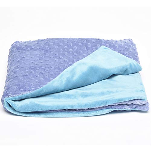 Cheap Creature Commforts 12 lb Weighted Blanket (for 110lb individual 10-15 Years Old) 35