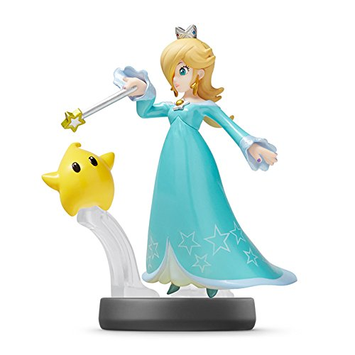 Top 10 best amiibo rosalina: Which is the best one in 2019?