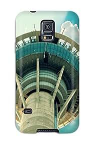 High-quality Durability Case For Galaxy S5(macau Sky Tower)
