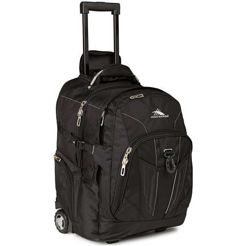 High Sierra XBT Laptop Wheeled Backpack