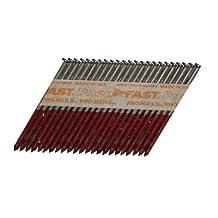 Pneu-Fast BD12D 3-1/4-by-0.131 Framing Nail for 28-Degree Framing Nailers, 2500-Count