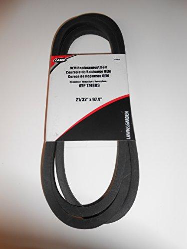 OEM Duplicate Belt Replaces 174883, 532174883 Craftsman Poulan Husqvarna