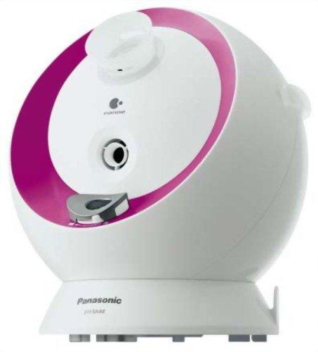 Panasonic Nanoe Nighttime Ion Steamer EH-SA44-P Pink (Japan Import)